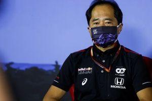Технический директор программы Honda в Формуле 1 Тойохару Танабе