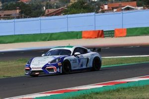Gnemmi Paolo, Pera Riccardo, Porsche 718 Cayman GT4, Ebimotors