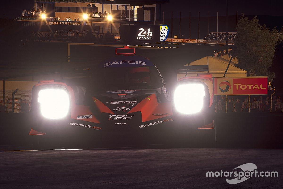 #46 TDS E Racing Motul Oreca 07 LMP2: Larry Ten Voorde, Giedo Van Der Garde, Alex Siebel, Dennis Jordan