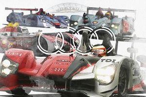 Quatre succès marquants d'Audi au Mans