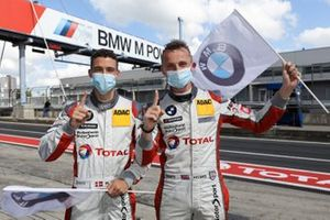 Race winner #34 Walkenhorst Motorsport BMW M6 GT3: David Pittard, Mikkel Jensen