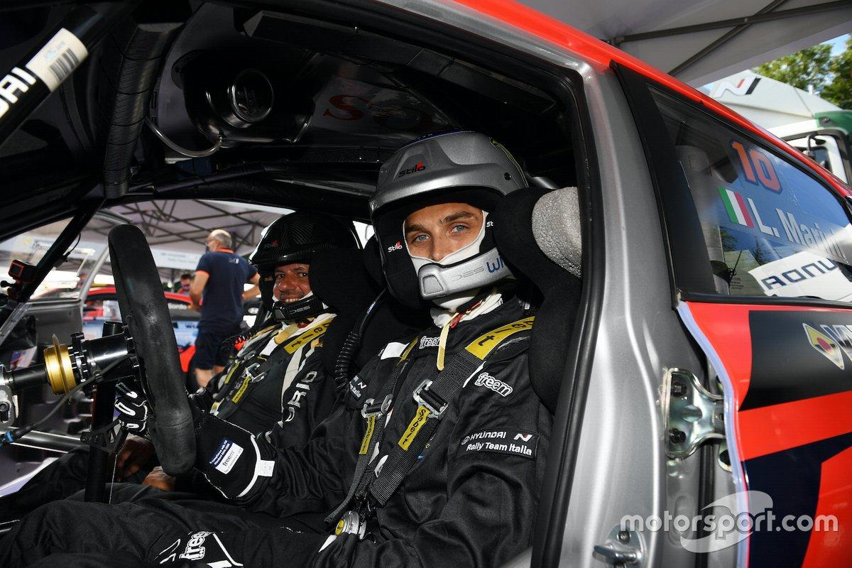 Luca Marini, Alex Fiorio