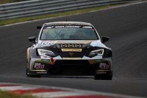 #806 Seat Leon Cupra TCR: Heiko Hammel, Matthias Wasel
