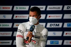 Press Conference, Loic Duval, Audi Sport Team Phoenix
