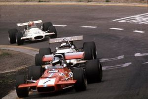 Piers Courage, Jackie Oliver Y Rolf Stommelen
