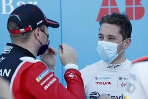 Oliver Rowland, Nissan e.Dams, Robin Frijns, Virgin Racing