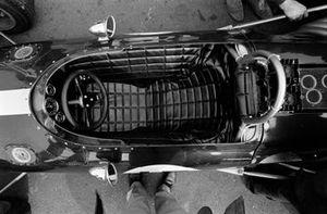 Volante del monoplaza de Dan Gurney, Eagle T1G Weslake