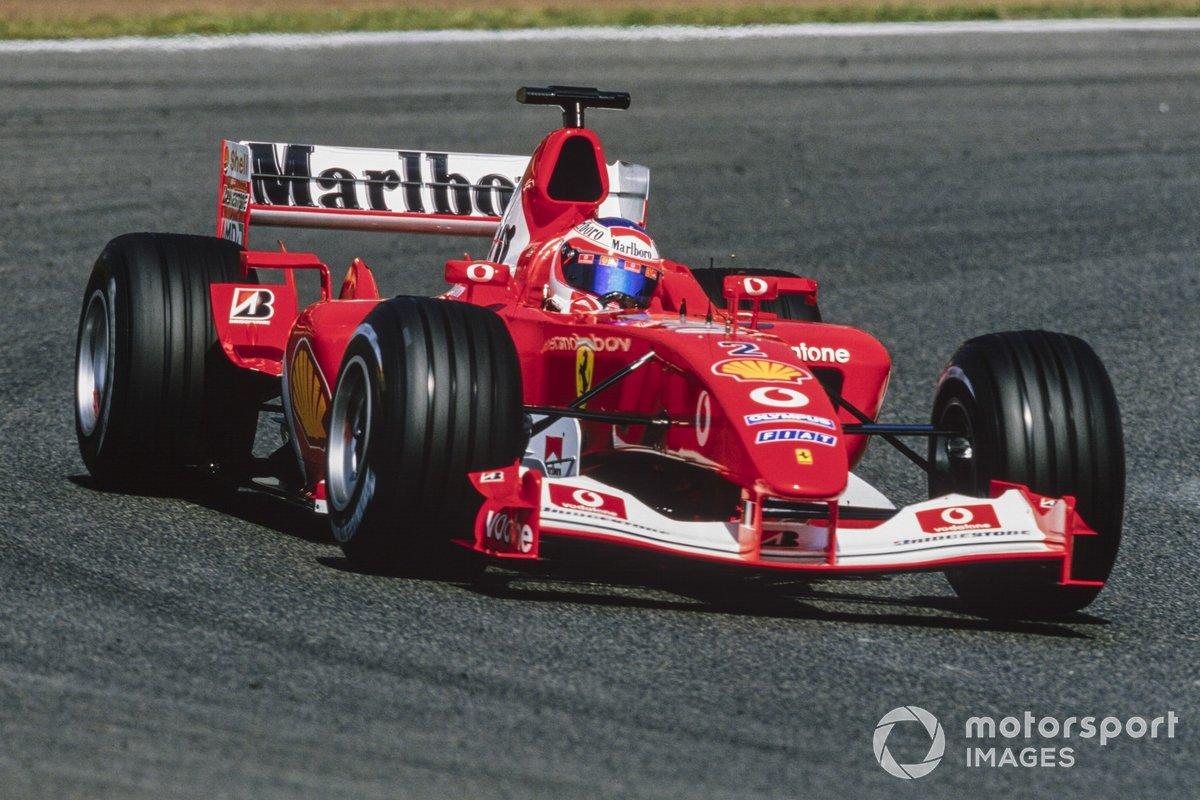 Ferrari F2003-GA / Sauber C23