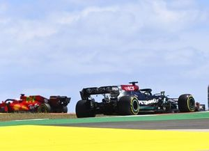 Шарль Леклер, Ferrari SF21, Льюис Хэмилтон, Mercedes W12