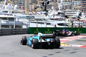 Richard Verschoor, MP Motorsport David Beckmann, Charouz Racing System