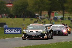 Nick Halstead / Jamie Stanley - Fox Motorsport McLaren 570S GT4