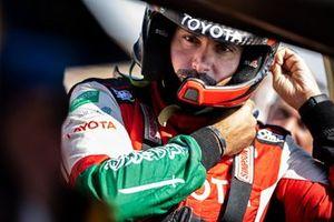 Yazeed Al Rajhi, Dirk von Zitzewitz, Toyota Overdrive