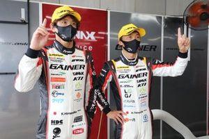 Katsuyuki Hiranaka, Hironobu Yasuda, #11 GAINER TANAX GT-R
