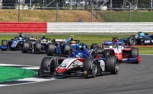 David Beckmann, Charouz Racing System, Robert Shwartzman, Prema Racing
