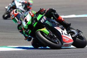 Jonathan Rea, Kawasaki Racing Team WorldSBK, Chaz Davies, Team GoEleven