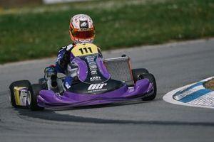 Rafa Câmara no Europeu de Kart