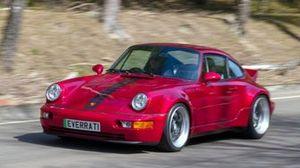 Porsche 911 Everrati 964