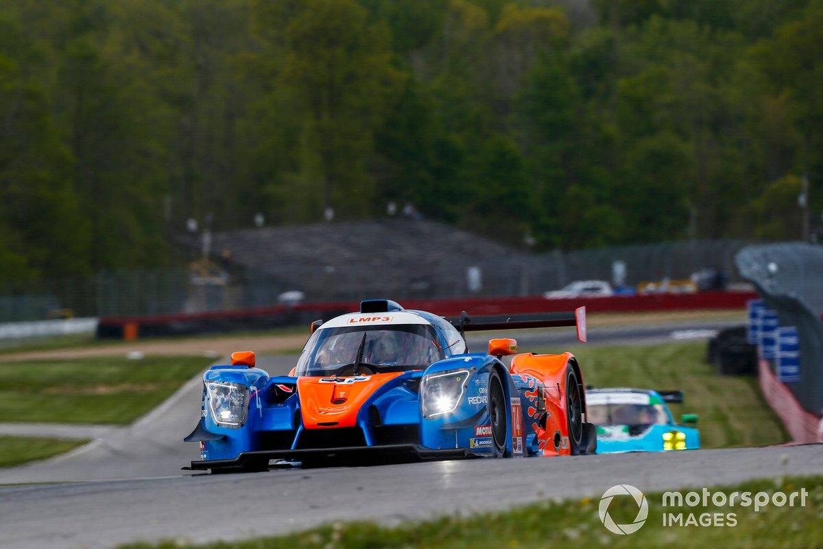 #74: Riley Motorsports Ligier JS P320, LMP3: Gar Robinson, Felipe Fraga