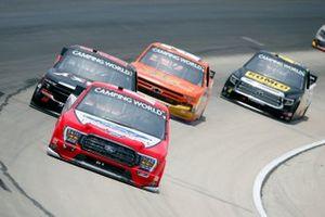 Tanner Gray, Team DGR, Ford F-150 Ford Performance, Chase Elliott, GMS Racing, Chevrolet Silverado Adrenaline Shoc