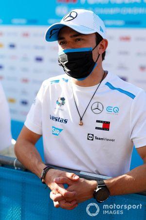 Nyck de Vries, Mercedes-Benz EQ
