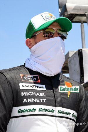 Michael Annett, JR Motorsports, Chevrolet Camaro Gatorade Pilot Flying J