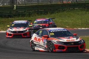 Mattias Vahtel, ALM Motorsport, Honda Civic Type R TCR