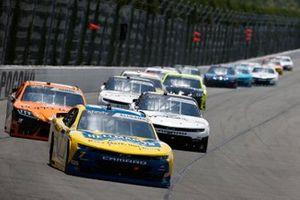 Justin Allgaier, JR Motorsports, Chevrolet Camaro Hellmann's 100% Recycled
