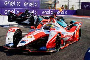 Alexander Sims, Mahindra Racing, M7Electro, Mitch Evans, Jaguar Racing, Jaguar I-TYPE 5, Andre Lotterer, Tag Heuer Porsche, Porsche 99X Electric