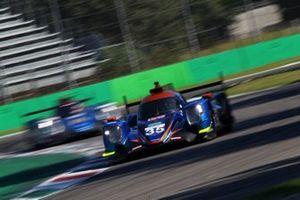 #35 BHK Motorsport Oreca 07 - Gibson: Francesco Dracone, Sergio Campana, Markus Pommer