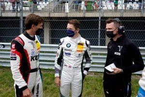 #75 Ku?s Team Bernhard Porsche 911 GT3 R: Christian Engelhart, #10 Schubert Motorsport BMW M6 GT3: Nick Yelloly
