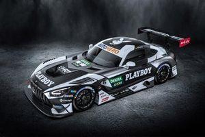Hubert Haupt, Haupt Racing Team Mercedes AMG GT3