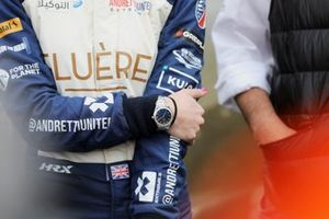 The watch of Catie Munnings, Andretti United Extreme E