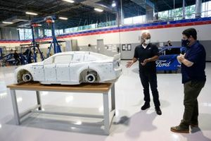 Next Gen Ford Mustang unveil at Ford Performance Tech Centre