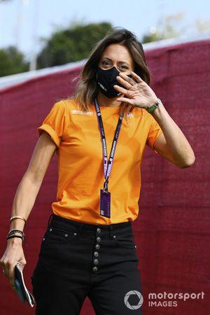 Mara Sangiorgio of Sky Italia