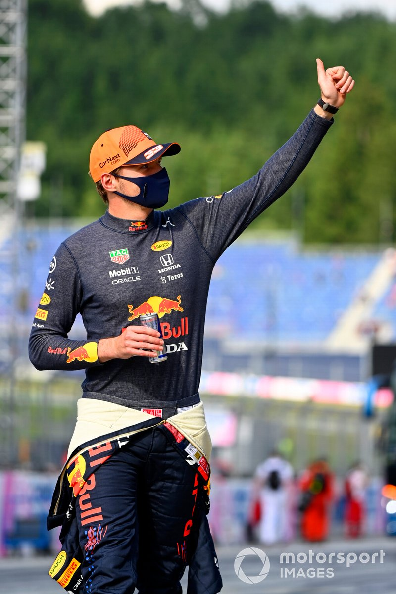 Ganador Max Verstappen, Red Bull Racing