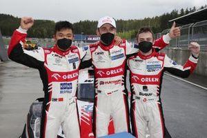 Ganador #41 Team WRT Oreca 07 - Gibson: Louis Delétraz, Robert Kubica, Yifei Ye