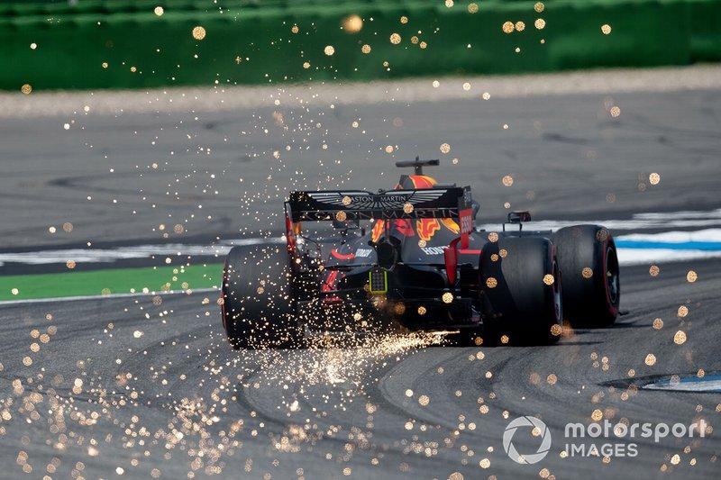 Max Verstappen – volta 27
