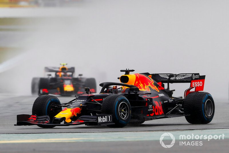 German GP: Max Verstappen, Red Bull