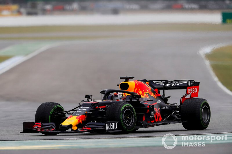 1. Max Verstappen, Red Bull Racing RB15