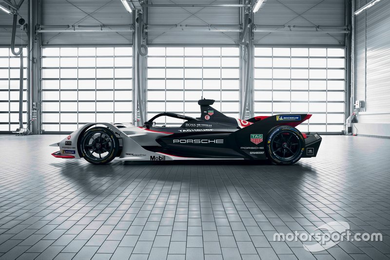 Porsche Formula E team, 99X Electric