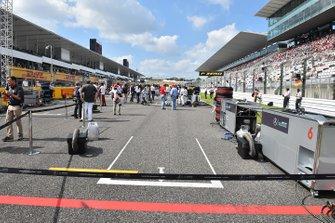 Pole-Position auf dem Suzuka Circuit
