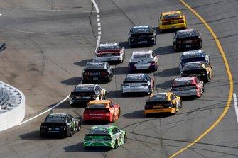 Ausfahrt aus der Boxengasse auf dem Michigan International Speedway