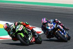 Leon Haslam, Kawasaki Racing Team, Alex Lowes, Pata Yamaha