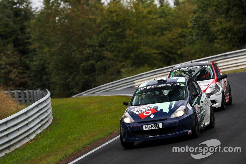 #614 Renault Clio: Tobias Overbeck, Daniel Overbeck