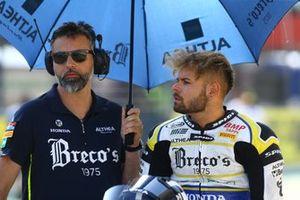 Alessandro Alessandro Del Bianco, Althea Racing, Althea Racing