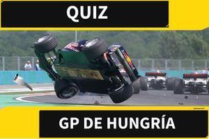Quiz GP de Hungría F1