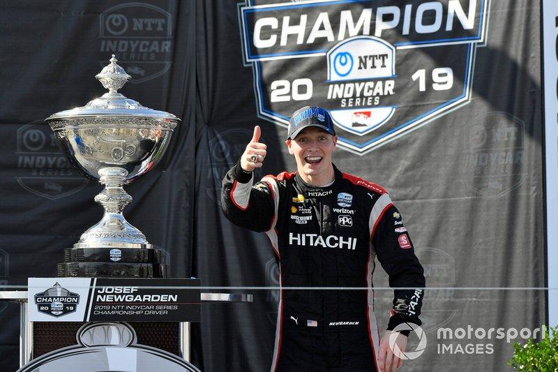 #13 Josef Newgarden, IndyCar