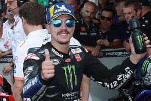 Le troisième, Maverick Vinales, Yamaha Factory Racing