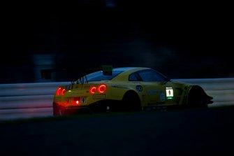 #9 MP Racing Nissan GT-R NISMO GT3: Joe Shindo, Yusaku Shibata, Takumi Takada