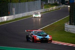 #34 Walkenhorst Motorsport BMW M6 GT3: Christian Krognes, Nicky Catsburg, Mikkel Jensen